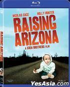 Raising Arizona (1987) (Blu-ray) (Hong Kong Version)