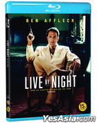 Live By Night (Blu-ray) (Korea Version)