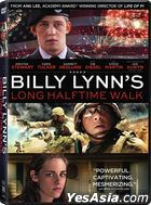 Billy Lynn's Long Halftime Walk (2016) (DVD) (US Version)