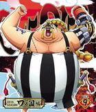 ONE PIECE 20TH SEASON WANOKUNI HEN PIECE.9 (Blu-ray)(Japan Version)