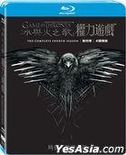 冰與火之歌:權力遊戲 (Blu-ray) (第4季) (台湾版)