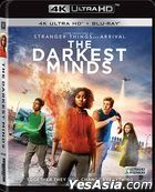 The Darkest Minds (2018) (4K Ultra HD + Blu-ray) (Hong Kong Version)