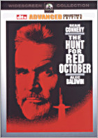 The Hunt For Red October (DVD) (Advanced Collector's Edition) (Japan Version)