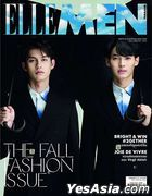 Elle Men Thailand Fall/Winter 2020 (Cover A)