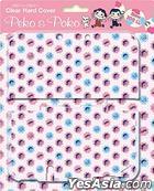 New 3DS LL Clear Hard Cover  Peko & Poko (Milky) (日本版)