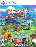 Overcooked! All You Can Eat (Asian Chinese / English / Japanese Version)