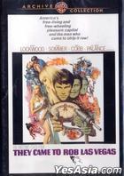 They Came To Rob Las Vegas (1968) (DVD) (US Version)
