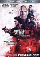 American Assassin (2017) (DVD) (2-Disc Special Edition) (Hong Kong Version)