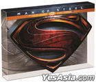 Man of Steel (Blu-ray) (2-Disc) (2D + 3D) (S-Tin Case) (Limited Edition) (Korea Version)