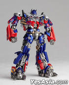 SCI-FI Revoltech : No.030 Transformer Optimus Prime (New Package Version)