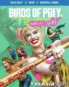 Birds of Prey (2020) (Blu-ray + DVD + Digital Code) (US Version)