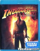 Indiana Jones and the Kingdom of the Crystal Skull (Blu-ray) (Single Edition) (Hong Kong Version)