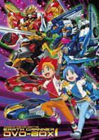 Tomica Kizuna Gattai Earth Granner (DVD) (Box 1) (Japan Version)