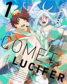 Comet Lucifer Vol.1 (Blu-ray) (Limited Edition) (English Subtitled) (Japan Version)