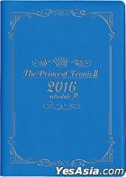 New Prince of Tennis Prince : 2016 Schedule Book Seigaku