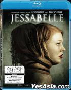 Jessabelle (2014) (Blu-ray) (Hong Kong Version)