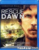 Rescue Dawn (2006) (Blu-ray) (Hong Kong Version)