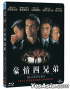 Sleepers (1996) (Blu-ray) (Taiwan Version)