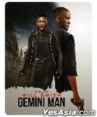 Gemini Man (2019) (4K Ultra HD + Blu-ray) (Steelbook) (Hong Kong Version)