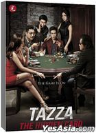 Tazza: The Hidden Card (2014) (DVD) (Thailand Version)