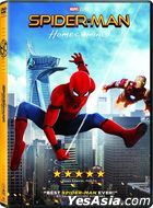 Spider-Man: Homecoming (2017) (DVD) (US Version)