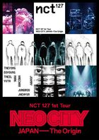 NCT 127 1st Tour 'NEO CITY: JAPAN - The Origin' (Normal Edition) (Japan Version)