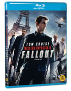 Mission: Impossible - Fallout (Blu-ray) (Korea Version)