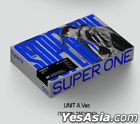 SuperM Vol. 1 - Super One (UNIT A Version) + Random Poster in Tube
