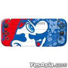 Front Cover + Joy-Con Silicon Cover Set COLLECTION for Nintendo Switch Mario (日本版)