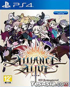 Alliance Alive HD Remastered (Asian Chinese Version)