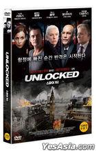 Unlocked (DVD) (Korea Version)