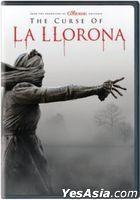 The Curse of La Llorona (2019) (DVD) (US Version)