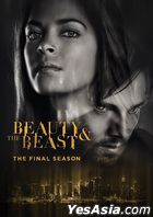 Beauty and the Beast (2012) (DVD) (The Fourth Season) (End) (US Version)