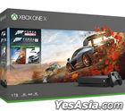 Xbox One X Forza Horizon 4/Forza Motorsport 7 同梱版 (日本版)