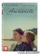Ammonite (DVD) (Korea Version)