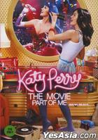 Katy Perry: Part of Me (DVD) (Korea Version)