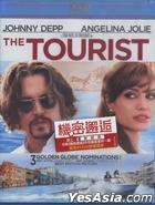 The Tourist (2010) (Blu-ray) (Hong Kong Version)