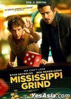 Mississippi Grind (2015) (DVD + Digital) (US Versino)