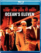 Ocean's 11 (Blu-ray) (Japan Version)