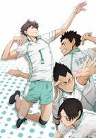 排球少年!! Vol.8 (DVD+CD) (日本版)