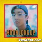 Moon Jong Up Single Album Vol. 1 - HEADACHE + Poster in Tube