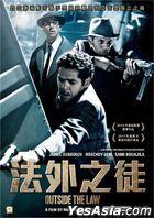 Outside The Law (2010) (DVD) (Hong Kong Version)