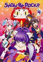 SHOW BY ROCK!! 4 (Blu-ray+CD) (Japan Version)