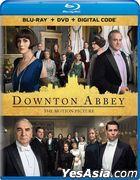 Downton Abbey (2019) (Blu-ray + DVD + Digital Code) (US Version)