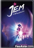 Jem and the Holograms (2015) (DVD) (US Version)