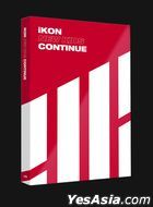 iKON Mini Album - NEW KIDS: CONTINUE (Red Version)