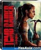 Tomb Raider (2018) (Blu-ray) (Steelbook) (Taiwan Version)