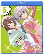 Hayate the Combat Butler: Cuties Vol.5 (Blu-ray) (Normal Edition)(Japan Version)
