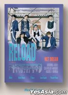NCT Dream - Reload (Rollin' Version) + Poster in Tube (Rollin' Version)