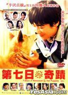 第七日的奇蹟 (2013) (DVD) (香港版)